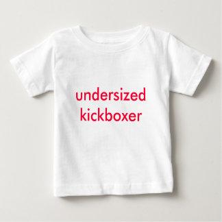 undersized kickboxer t shirt