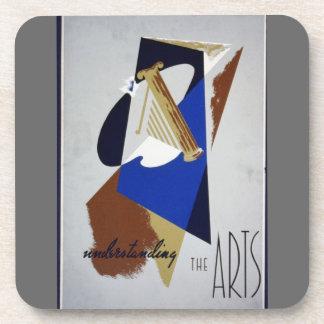 Understanding the Arts Beverage Coaster