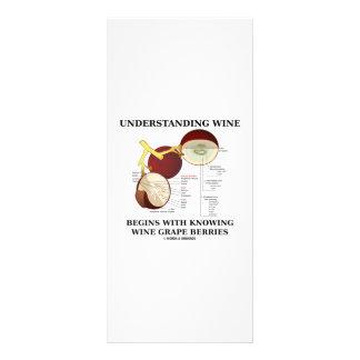 Understanding Wine Begins With Knowing Wine Grape Rack Cards