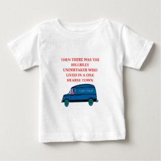 undertaker joke baby T-Shirt