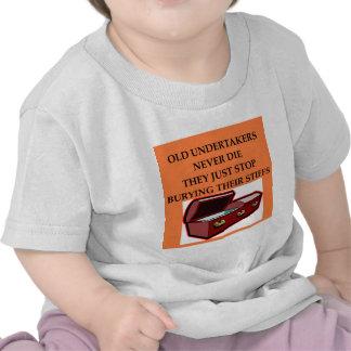 undertaker joke t shirts
