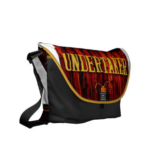 UNDERTAKER COURIER BAGS