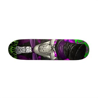 Undertaker! Skateboard skateboard
