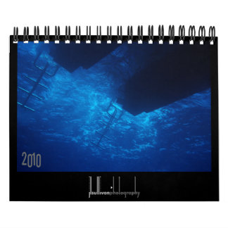 underwater 2010 calendar