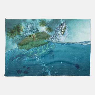 Underwater 32 Kitchen Towels