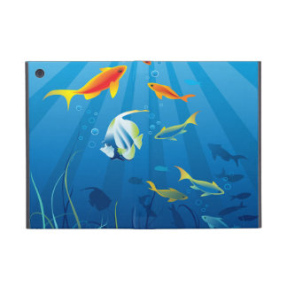 Underwater 3 Powiscases iPad Mini Case