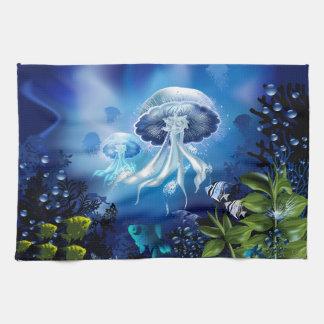 Underwater 6 Kitchen Towels