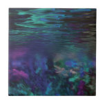 Underwater Abstract Art Azulejos