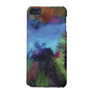 Underwater Abstract Art iPod Touch (5th Generation) Case