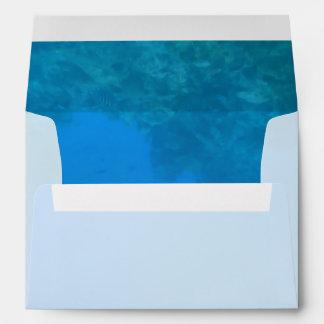 Underwater Background Scene Envelope