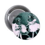Underwater Ballet 2 Inch Round Button