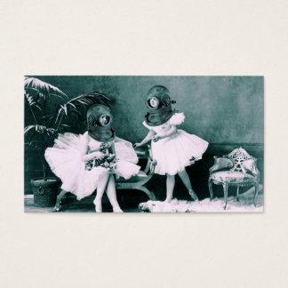 Underwater Ballet Business Card