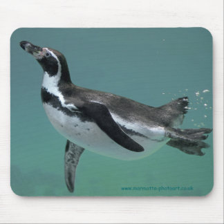 Underwater Ballet Mousemat Mouse Pad