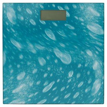 Beach Themed Underwater Bathroom Scale