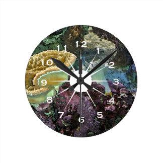 Underwater Beauty 1 Wall Clock