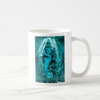 Underwater Beauty Classic White Coffee Mug