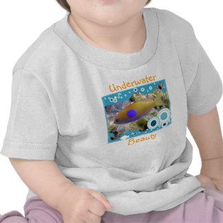 Underwater Beauty Kids T-Shirt