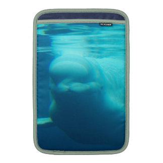 Underwater Beluga Whale Sleeve For MacBook Air
