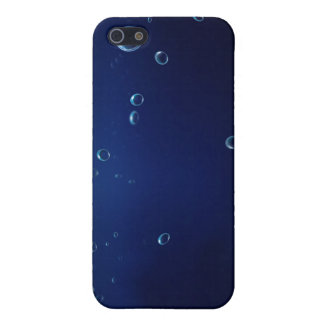 Underwater bubbles iPhone 5 cover