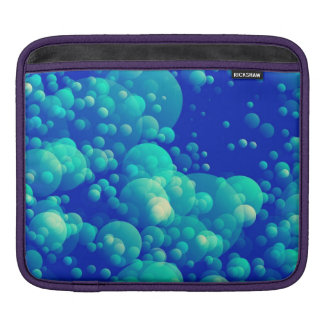 UNDERWATER BUBBLES ~ SLEEVE FOR iPads