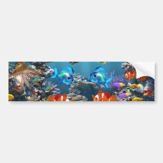 Underwater Bumper Stickers