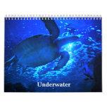 Underwater Calendar