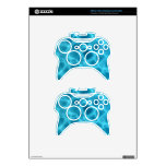 underwater caustic pattern texture xbox 360 controller decal
