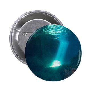 Underwater Cave Button