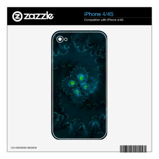 Underwater Cavern Skin For The iPhone 4S