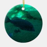 Underwater Christmas Ornament