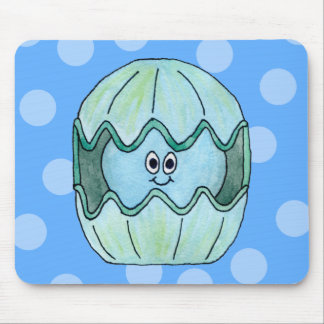 Underwater Clam. Mouse Pad