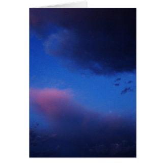 Underwater Clouds.... Cards