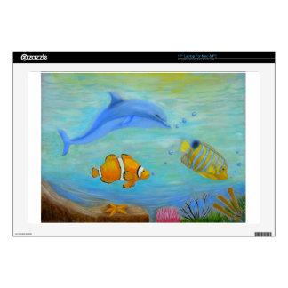 Underwater Decals For Laptops
