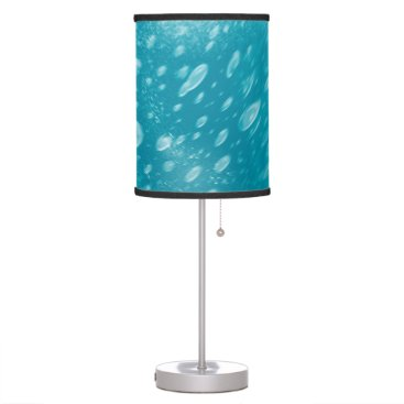 Beach Themed Underwater Desk Lamp