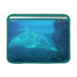 "Underwater Dolphin 13"" MacBook Sleeve"