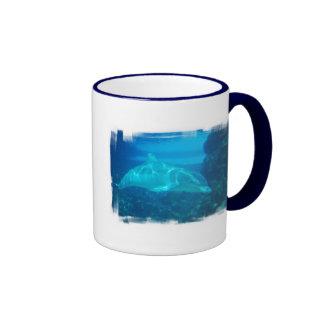 Underwater Dolphin Coffee Mug