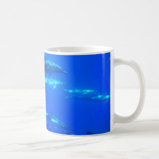 Underwater Dolphin Coffee Mug
