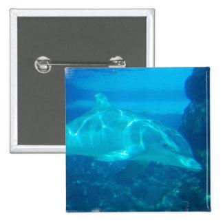 Underwater Dolphin Pin