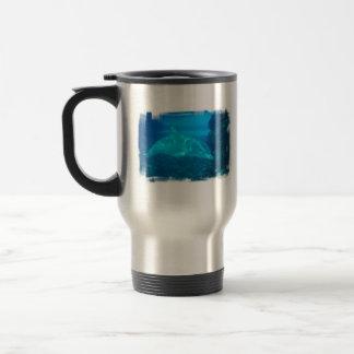 Underwater Dolphin Travel Mug