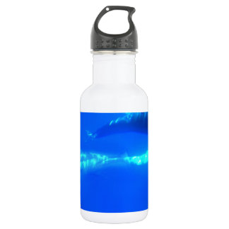 Underwater Dolphins Stainless Steel Water Bottle
