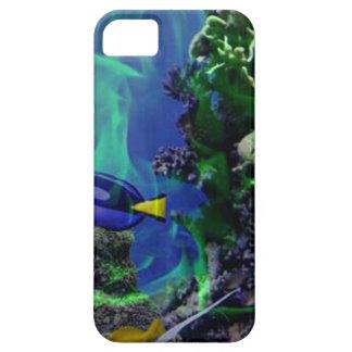 Underwater Fantasy World of fish iPhone 5 Case