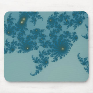 Underwater Ferns Mousepad