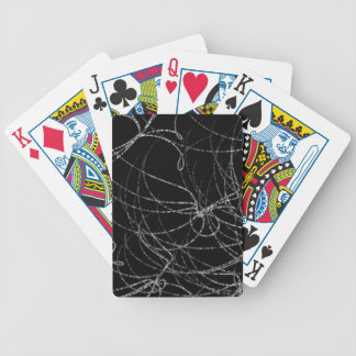 Underwater Fireworks Bicycle Playing Cards