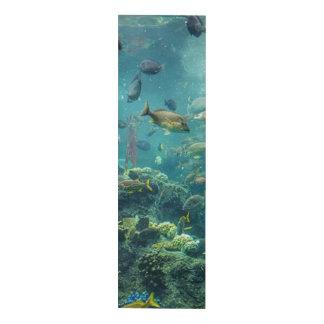 Underwater fish aquarium Right Wall Panel