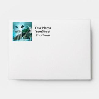 Underwater, Fish shoal Envelope