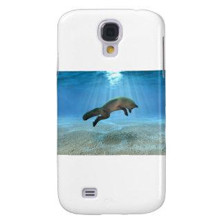 Underwater Fox Samsung Galaxy S4 Cover