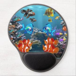 Underwater Gel Mouse Pad