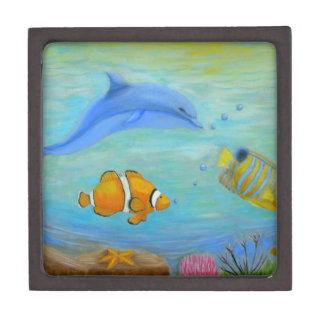 Underwater Gift Box