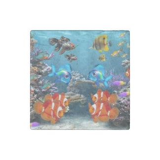 Underwater Stone Magnet