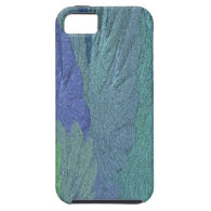 Underwater Glimmer Leaf iPhone 5 Cover